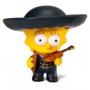 Mariachi Lisa 1/25 Simpsons Series 2 Figurine Kidrobot