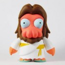 Zoidberg Jesus ??/?? Futurama Good News Everyone Series Mini Figurine Kidrobot