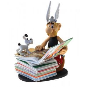 Astérix Pile d'Albums 2nd Edition Collectoys Statue Plastoy