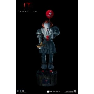 Pennywise - It: Chapter Two (2019) Life Size Statue Muckle