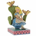 Curiouser And Curiouser (Alice) Disney Traditions Enesco