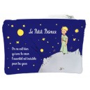 Pochette zip Le Petit Prince nuit Enesco