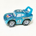Metallic Dinoco Strip Weathers aka The King Cars 3 Die-Cast Mini Racers Mattel