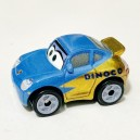 Dinoco Wrap Sally Exclusive Cars Die-Cast Mini Racers Mattel