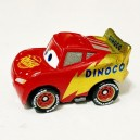 Dinoco Wrap Lightning McQueen Exclusive Cars Die-Cast Mini Racers Mattel