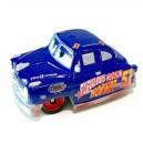 Glow Fabulous Hudson Hornet Exclusive Cars Die-Cast Mini Racers Mattel