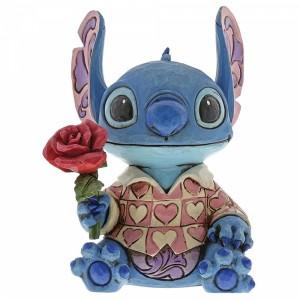 Clueless Casanova (Stitch) Disney Traditions Enesco