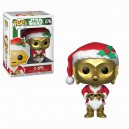 C-3PO (Holiday) POP! Bobble-head Funko