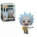 Tiny Rick - Rick and Morty POP! Animation 489 Figurine Funko