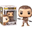 Arya Stark (wth Two-Headed Spear) POP! Game of Thrones 79 Figurine Funko