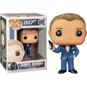 James Bond from Casino Royale POP! Movies 689 Figurine Funko