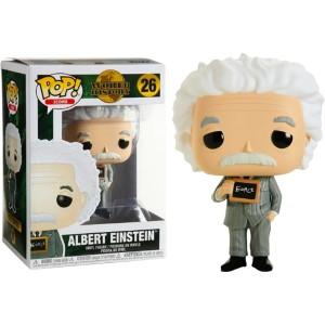 Albert Einstein POP! Icons 26 World History Figurine Funko