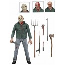 Ultimate Jason - Friday 13th Part 3 (1982) 7-inch Figurine Neca