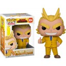 All Might (Teacher) - My Hero Academia POP! Animation 604 Figurine Funko