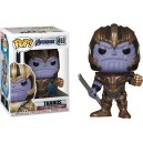 Thanos - Avengers: Endgame POP! Marvel 453 Figurine Funko