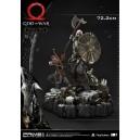 PRECOMMANDE God of War: Kratos and Atreus Ivaldi's Deadly Mist Armor Statue Prime 1 Studio