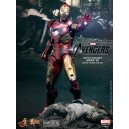 Iron Man Mark VII Battle Damaged Version - The Avengers MMS196 Figurine 1/6 Hot Toys