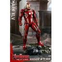 Iron Man Mark XLV Diecast MMS2300 D11 Figurine 1/6 Hot Toys