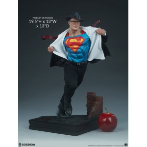 ACOMPTE 20% précommande Superman: Call to Action Premium Format™ Statue Sideshow