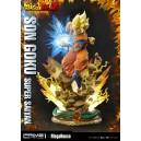 PRECOMMANDE Son Goku Super Saiyan Mega Premium Master Line Statue Prime 1 Studio