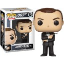 James Bond from Dr. No Exclusive POP! Movies 524 Figurine Funko