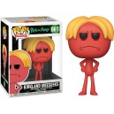 Kirkland Meeseeks - Rick and Morty POP! Animation 661 Figurine Funko