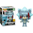 Teddy Rick Chase - Rick and Morty POP! Animation 662 Figurine Funko