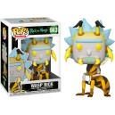 Wasp Rick - Rick and Morty POP! Animation 663 Figurine Funko