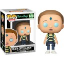 Death Crystal Morty - Rick and Morty POP! Animation 660 Figurine Funko