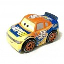 Bruce Miller Cars Die-Cast Mini Racers Mattel
