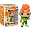 Android 16 - Dragon Ball Z POP! Animation 708 Figurine Funko