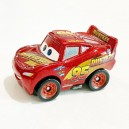 Metallic Rust-eze Lightning McQueen Cars 3 Die-Cast Mini Racers Mattel
