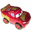 Metallic Rust-eze Racing Center Lightning McQueen Cars Die-Cast Mini Racers Mattel