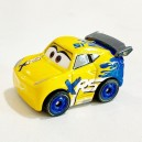 XRS Cruz Ramirez Cars Die-Cast Mini Racers Mattel