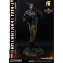 PRECOMMANDE T-800 Terminator Deluxe HDMMBL 1/2 Scale Statue Prime 1 Studio