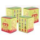 Lot de 4 Boîtes Futurama Series 1 Figurine Kidrobot