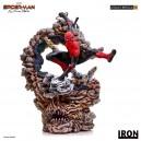 PRECOMMANDE Spider-Man (Far From Home) 1:4 Legacy Replica Statue Iron Studios