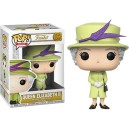 Queen Elizabeth II (Green Outfit) POP! Royals 01 Figurine Funko