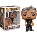Tupac Shakur (with Bandana) POP! Rocks 158 Tupac Shakur (with Bandana) Figurine Funko
