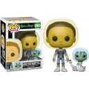 Space Suit Morty with Snake - Rick and Morty POP! Animation 690 Figurine Funko