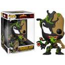 "Venomized Groot POP! 10"" Marvel 613 Bobble-Head Funko"