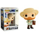 Vincent Van Gogh POP! Artists 03 Figurine Funko