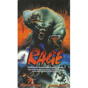 Boîte Boosters Rage (Second Edition) White Wolf Game Studio