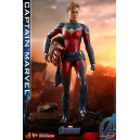 ACOMPTE 20% précommande Captain Marvel - Avengers: Endgame MMS Figurine 1/6 Hot Toys