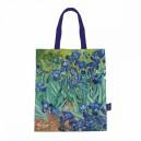 Tote Bag Coton Iris VAN GOGH Enesco