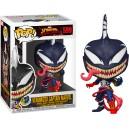 Venomized Captain Marvel POP! Marvel 599 Bobble-Head Funko