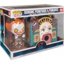 Demonic Pennywise & Funhouse POP! Town 10 Figurine Funko