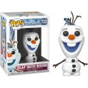 Olaf with Bruni POP! Disney 733 Figurine Funko