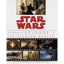 Livre Star Wars The Making of (VO) Episode I The Phantom Menace DelRey