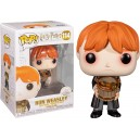 Ron Weasley (with Slugs) POP! Harry Potter 114 Figurine Funko